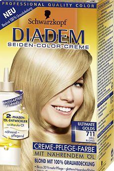 Diadem Ultimate Golds 711 Hellblond