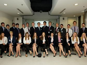 26 Master students from the Maastricht University in the Netherlands, visited the Henkel Malaysia office in Kuala Lumpur, as part of the ATTRACT talent recruitment program.