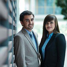 Henkel Innovation Challenge couple