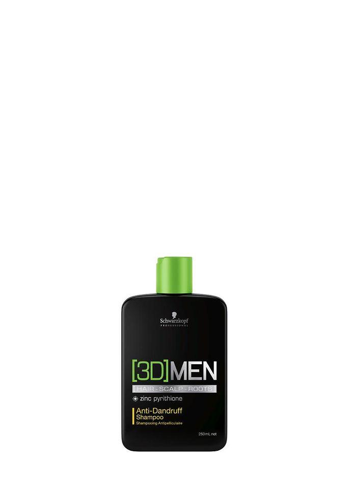 [3D]MEN Antischuppen Shampoo