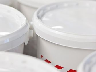 White buckets