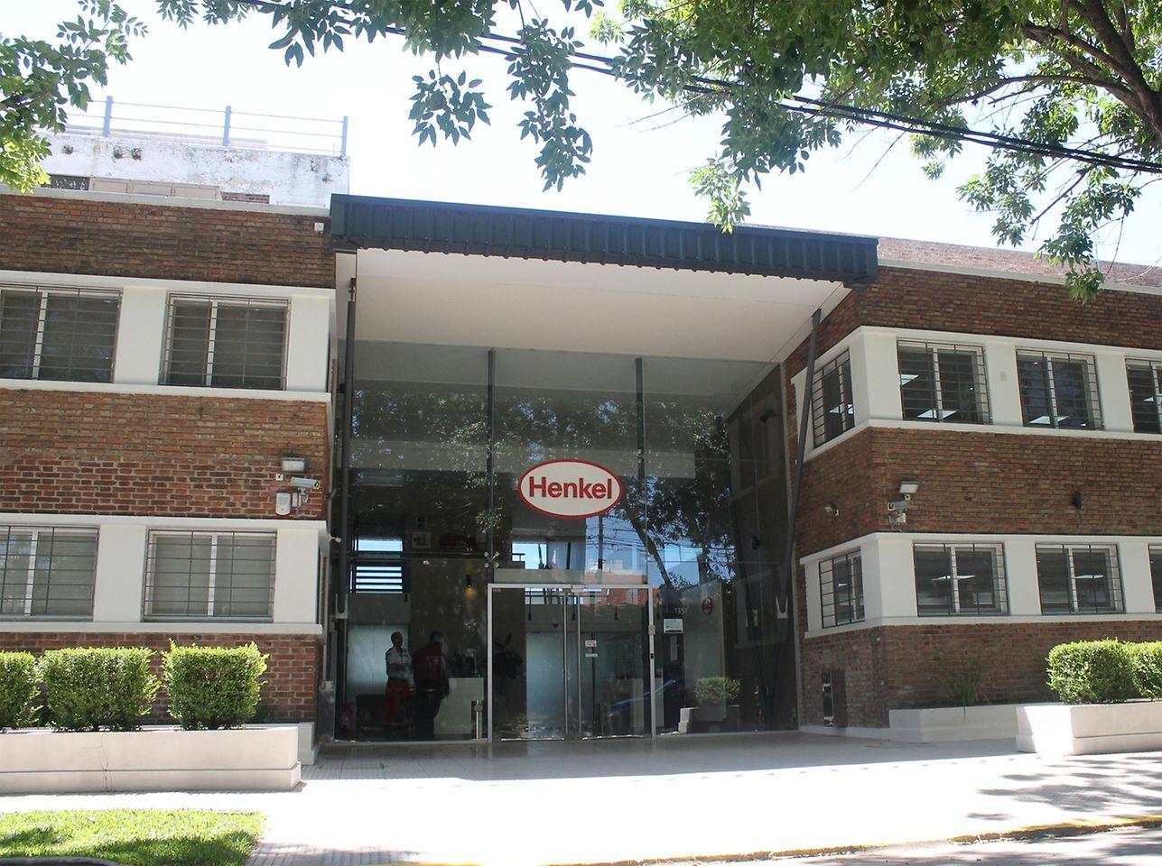 Edificio Henkel Argentina.