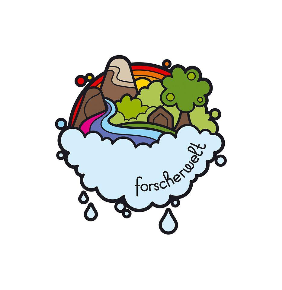 Forscherwelt-logo