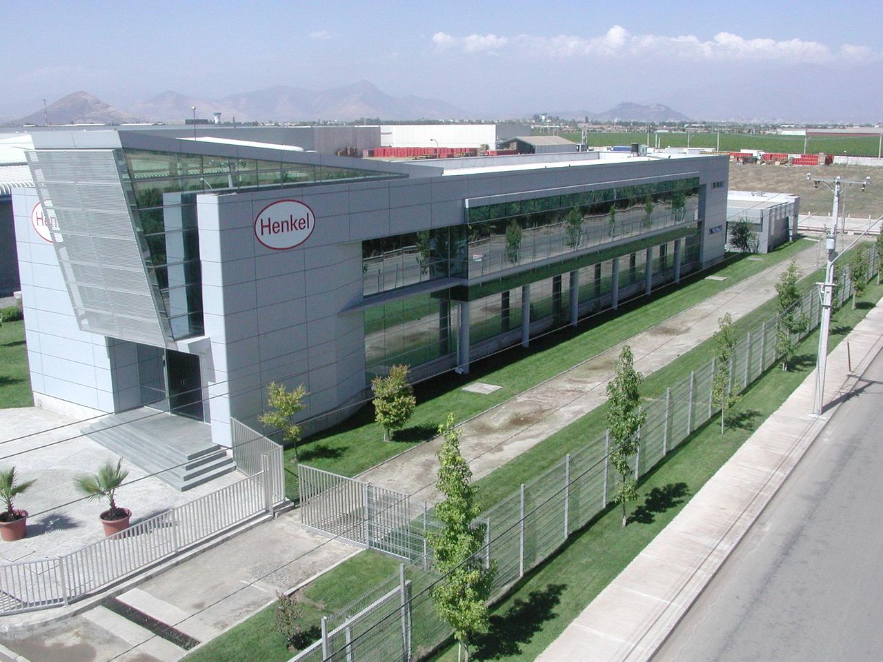 Site in Santiago, Chile