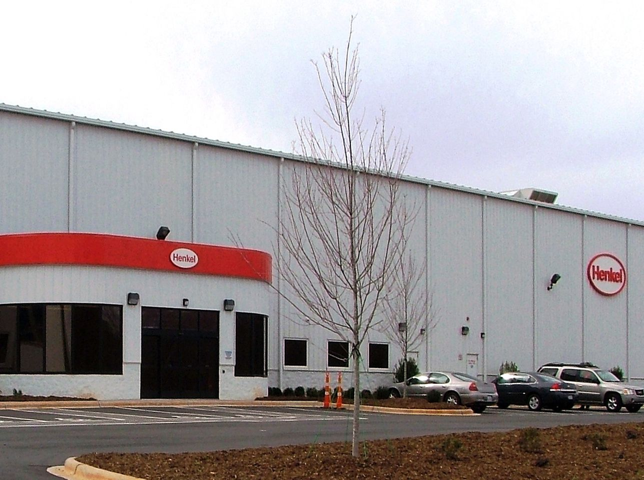 Location Henkel Corporation, Salisbury, NC, United States