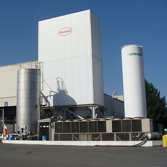 Location Henkel Technologies France S.A.S., Villefranche sur Saone, France