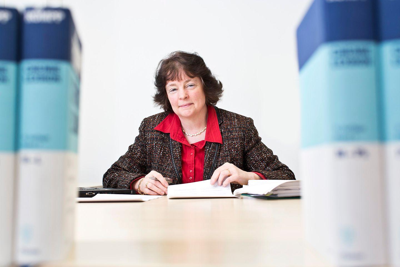 Henkel-Expertin Dr. Monika Tönnießen