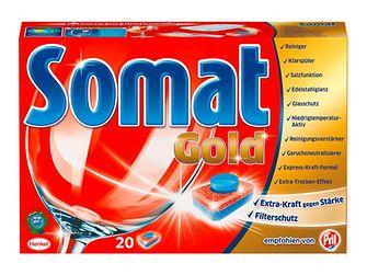 Geschirrspülmittel Somat Gold