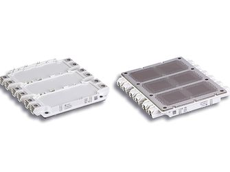The optimized heat transfer extends both the service life and the reliability of the modules.
