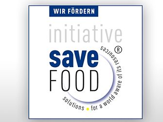 Logo de la iniciativa Save Food