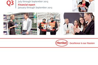 Cover: Quarterly Report Q3/2013