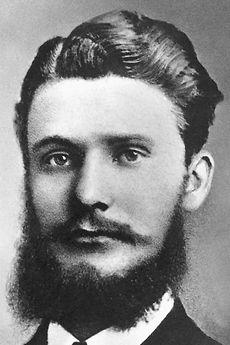 Retrato histórico de Fritz Henkel