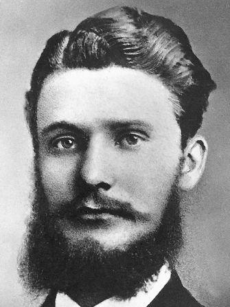 Tarihi Fritz Henkel portresi