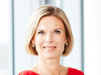 Kathrin Menges, Corporate Senior Vice President