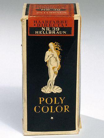 Poly Color ürün ambalajı