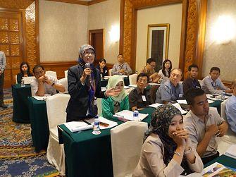In Jakarta and Surabaya a big number of experts from the industry met.