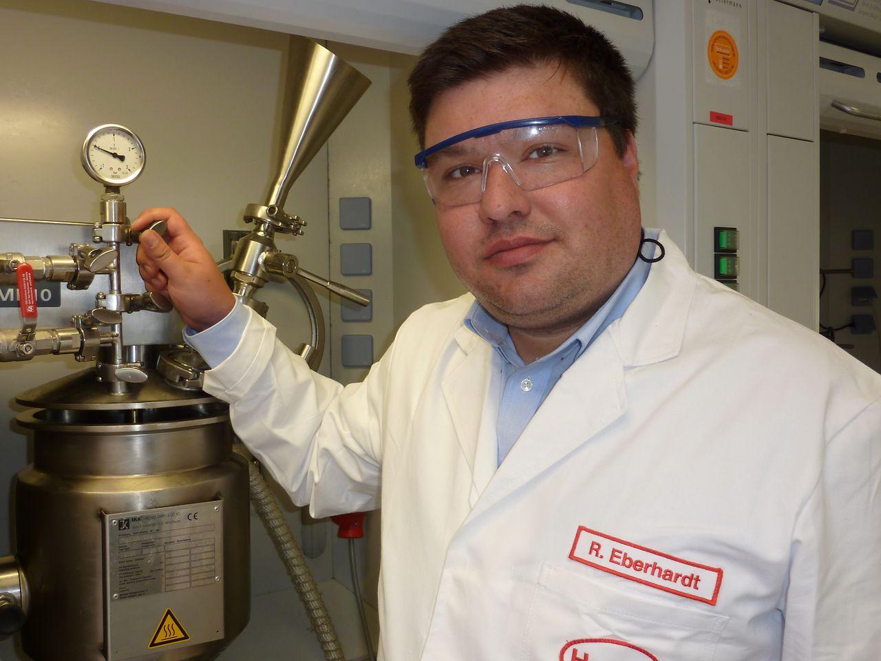 Henkel expert Ralf Eberhardt