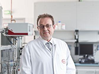 Henkel expert Hartmut Büsching