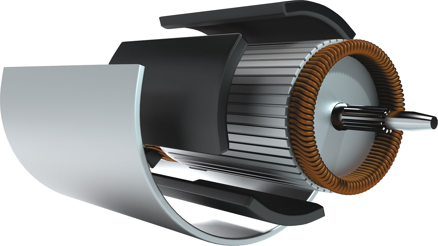 Henkel develops tailor-made solutions for various applications in electric motors through close cooperation with its customers