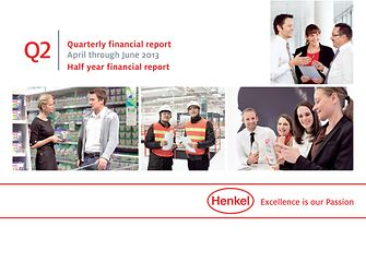 Cover: Quarterly Report Q2/2013