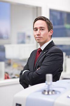 Henkel expert Dennis Bankmann
