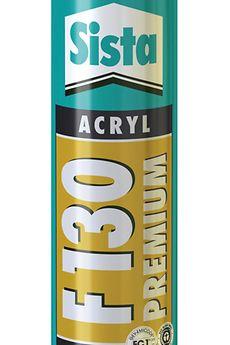 Das neue F130 Premium Acryl besticht mit höherem Weißgrad sowie sehr guten Verarbeitungs- und Haftungseigenschaften