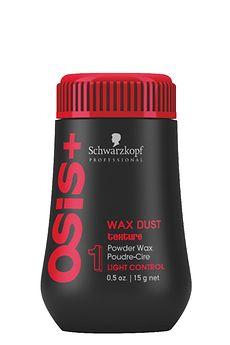 OSiS+ Wax Dust