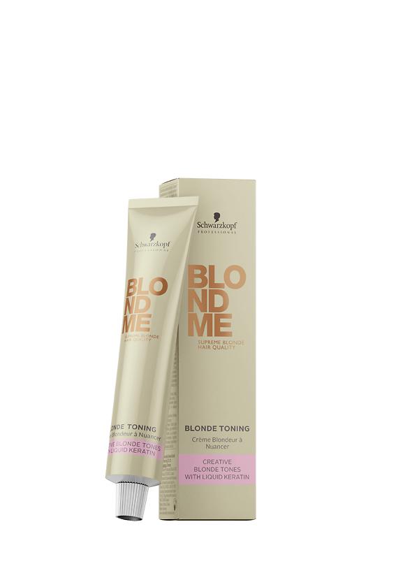 BLONDME Blonde Toning