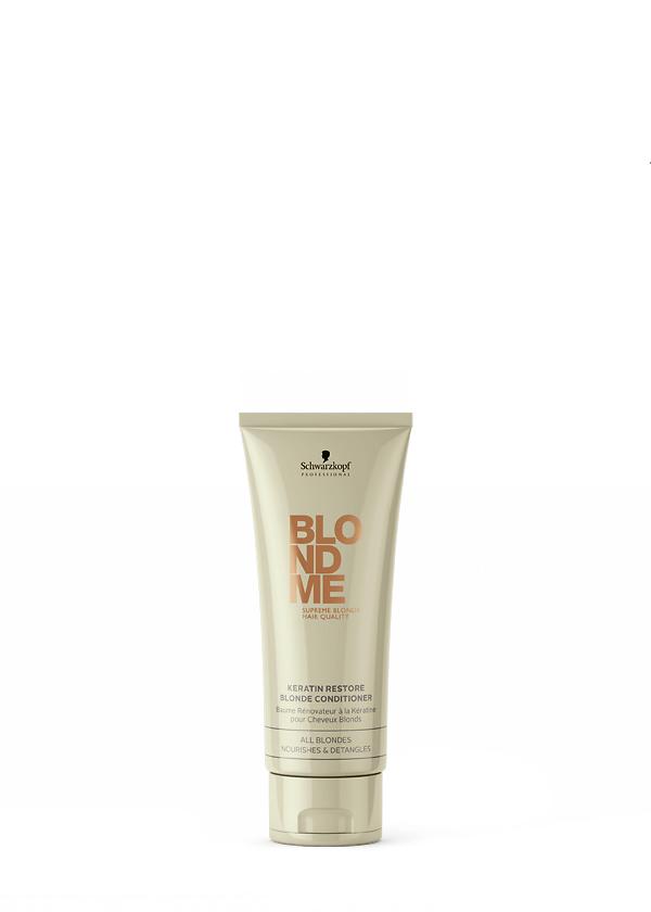 BLONDME Keratin Restore Blonde Conditioner