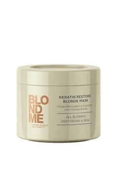 BLONDME Keratin Restore Blonde Mask