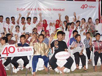 Bond with Mizan Amanah orphanage children
