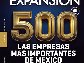 Expansión: The 500th most important corporations in Mexico