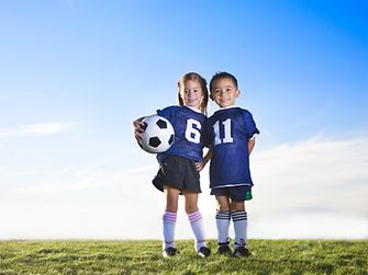 Soccer camps for kids