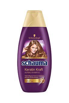Schauma Keratin Kraft Aufbau Shampoo