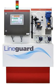 Das zentrale Steuer- und Regelsystem Lineguard ProcessControl 200 für ...