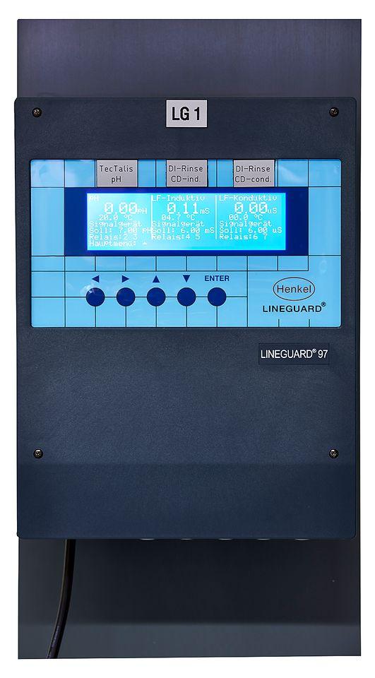 Messsystem Lineguard 97
