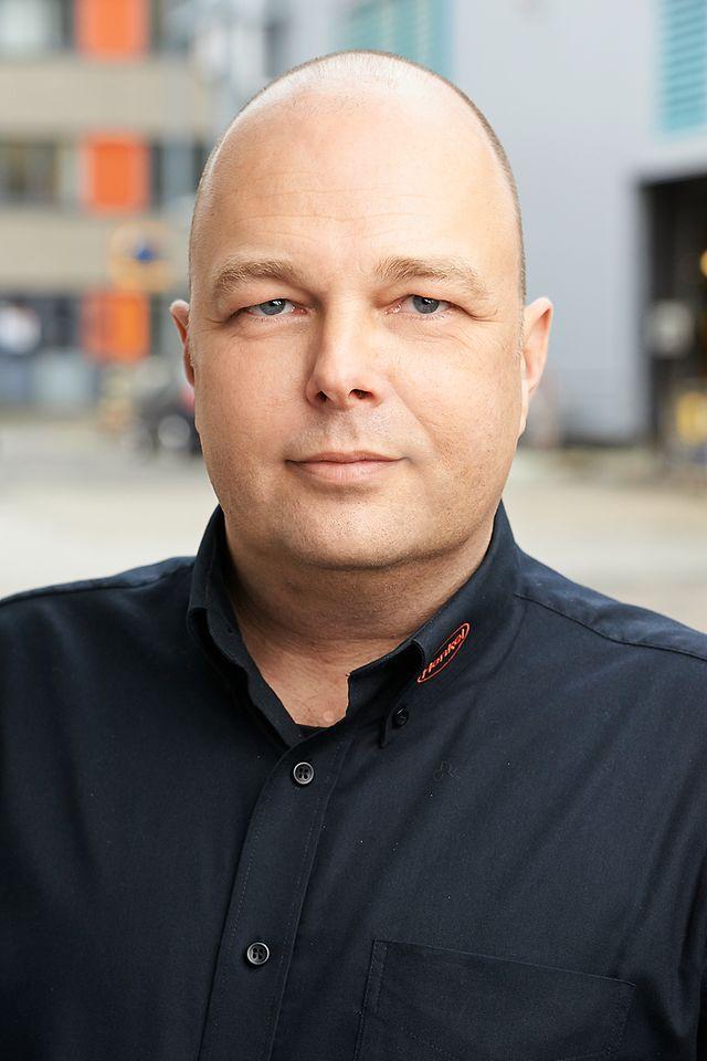 Frank Krude, Leiter TCS Engineering bei Henkel