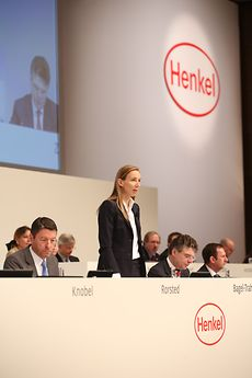Dr. Simone Bagel-Trah, Chairwoman of the Shareholders' Committee & Supervisory Board