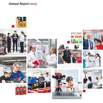 Cover: Henkel Annual Report 2013
