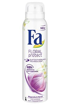 Fa Floral Protect Magnolie & Neroli Deospray