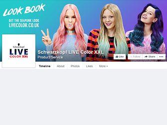 Live Color XXL - Facebook