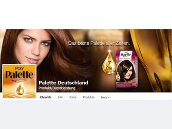 Poly Palette - Facebook