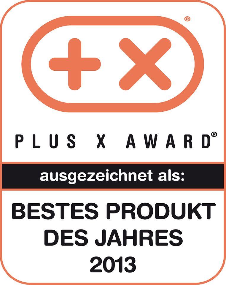 Der Fliesenklebstoff CM 120 EcoFlex trägt jetzt das Gütesiegel Plus X Award