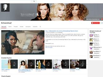 Youtube Schwarzkopf