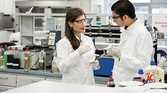 At the innovation center in Dubai, Henkel develops innovative laundry and home-care products