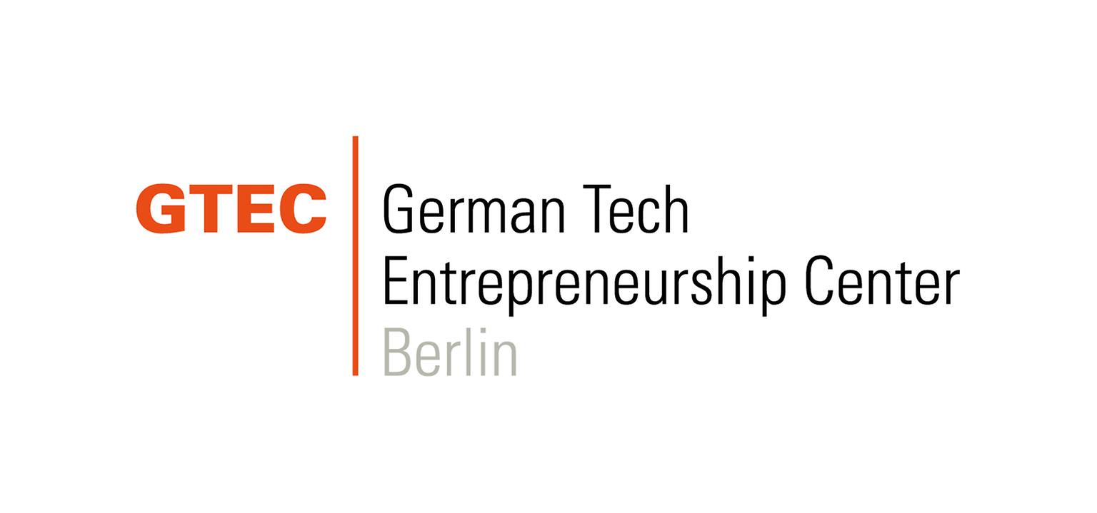 Logo German Tech Entrepreneurship Center (GTEC)
