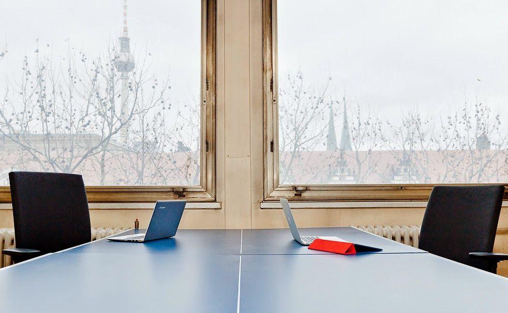 German Tech Entrepreneurship Center (GTEC) in Berlin