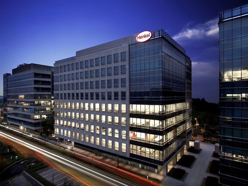 The Henkel Management Center in Shanghai