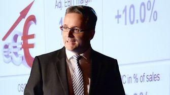 Henkel CFO Carsten Knobel
