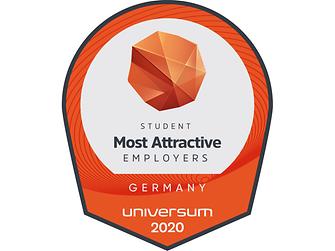 漢高屬於德國最具吸引力的雇主。
